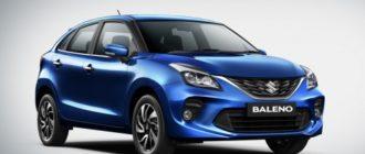 Suzuki скромно обновила Baleno: старые моторы и пока без «горячей» версии