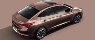 Hyundai Solaris готовится к рестайлингу: фонари «под Lexus» и вариатор