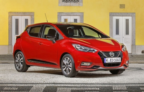 Nissan снабдил хэтчбек Micra новыми двигателями