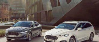 Ford представил в Европе обновлённый Mondeo