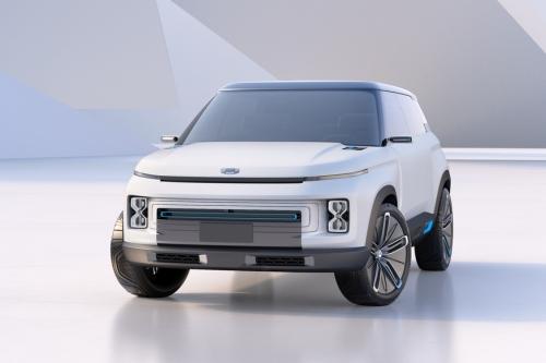 Очередной кроссовер Geely: «начинка» Volvo и, возможно, «иксы», как у Lada