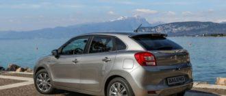 Первый рестайлинг так и не добравшегося до РФ Suzuki Baleno: другой декор и прежние моторы