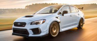 «Заряженный» седан Subaru сменил мотор и рынок