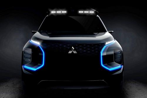 Mitsubishi Engelberg Tourer: предвестник нового кроссовера?