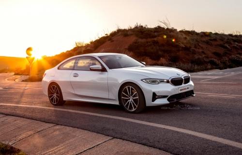 Новый BMW 4 Series G23