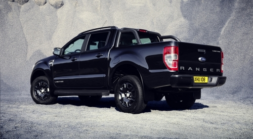 Ford Ranger Black Edition покажут во Франкфурте
