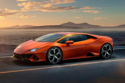 Обновлённый Lamborghini Huracan Evo: мотор как у Performante