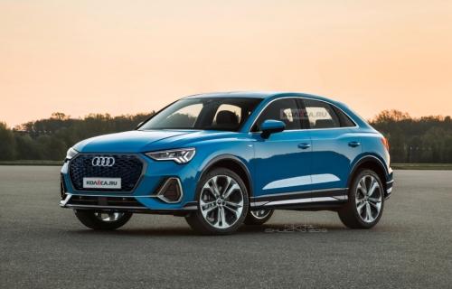 Новый Audi Q4
