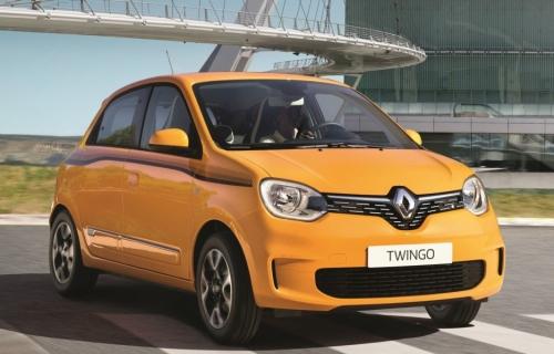 Обновлённый Renault Twingo: без лишних «глаз» и ближе к земле