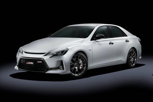 Toyota вернула Mark X спортивную версию GRMN: мотор стандартный, зато с «механикой»