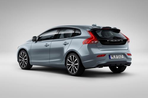 Volvo V40 могут превратить в кросс-купе, родственное модели Geely