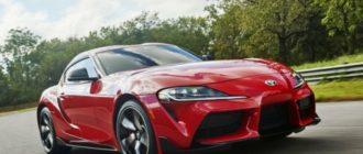 Новая Toyota Supra готова дать BMW урок дизайна