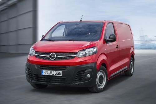 Opel Vivaro: теперь клон фургонов Peugeot и Citroen, а не Renault. Обещан полный привод