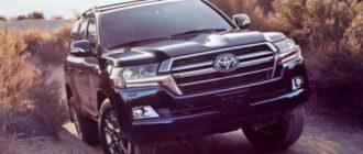 Toyota Land Cruiser 200 обзавелся версией Heritage Edition
