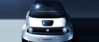 Новый хэтчбек Honda в стиле ретро: всё ещё концепт, но продажи обещают начать в 2019 году