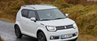 Маленький кроссовер Suzuki Ignis может появиться в России в адаптированном виде