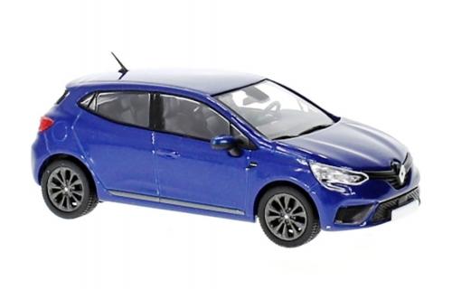 Модельщики рассекретили новый Renault Clio