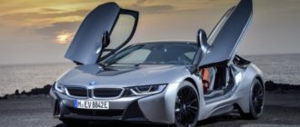 Известны цены новых BMW i8 Roadster и BMW i8 Coupe для России